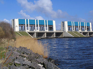 Lauwersmeer - Image: Lauwersoog (127032352)