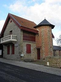Le Châtellier (35) Mairie.jpg