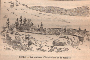 Leribe District - A historical settlement in the district
