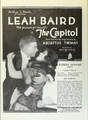 Leah Baird in The Capitol by George Irving 1 Film Daily 1920.png