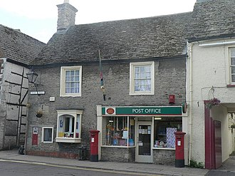 Lechlade - The Post Office