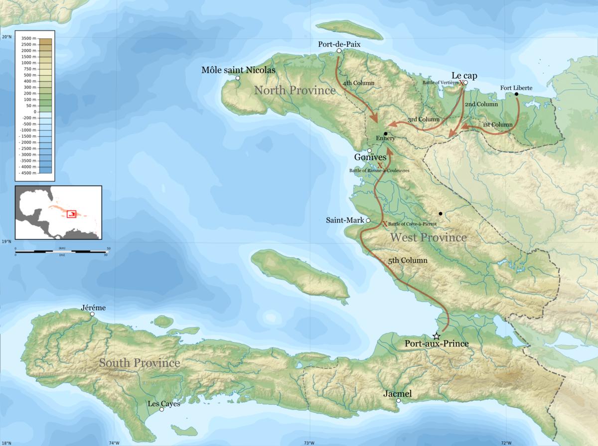 Saint Domingue Expedition Wikipedia