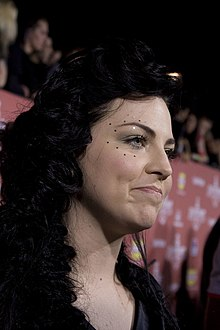 Amy Lee nel 2007.