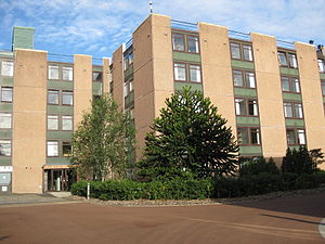 Pollock Halls of Residence - Lee House