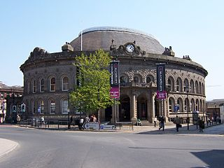 Leeds Corn Exchange Grade I listed corn exchange in Leeds, United Kingdom
