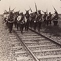 Left detail, Russian soldiers, from- Chinese Imperial Railway (8766991794) (cropped).jpg