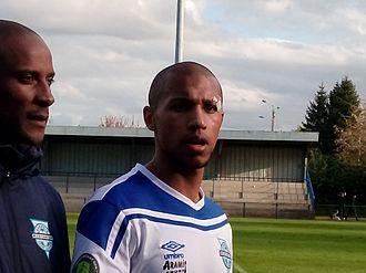Jérémy Labor - Labòr with Entente SSG in 2017.