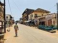 Les Rues de la Ville Historique de Grand Bassam et aussi Patrimoine mondiale de UNESCO.jpg