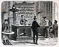 """Les merveilles de l'industrie, 1873 """"Buvette alimentée d'eau de Seltz par un récipient portatif"""". (4859385871).jpg"""