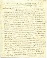 "Letter signed G.W. Featherstonhaugh, ""Mountains of Burke County, N.C."", to Col. Abert (John James Abert), September 24, 1837.jpg"
