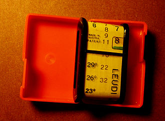 Light meter - Leudi extinction meter