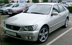 Lexus IS 300 (1998–2001)