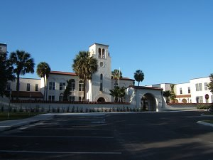 Leesburg High School (Leesburg, Florida) - Image: Lhsleesburg