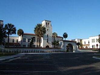 Leesburg, Florida - Leesburg High School