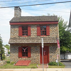 Quakertown, Pennsylvania - Image: Liberty Hall Quakertown PA