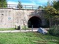 Liboc, podchod pod tratí u rybníka.jpg
