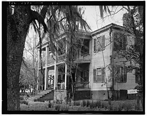 National Register of Historic Places listings in Waller County, Texas - Image: Liendo Plantation, Hempstead, Texas