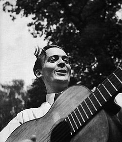 Lille Bror Söderlundh 1940.