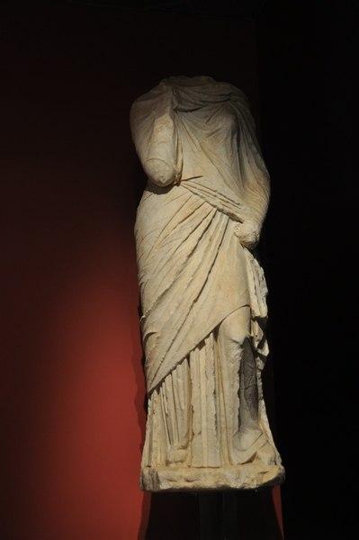 Limyra, Ptolemaion, lady