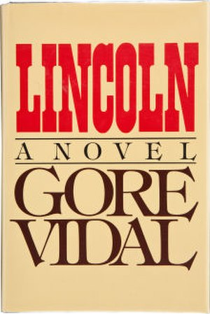 Lincoln (novel) - Cover of the first edition