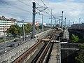 Line 2 Santolan Station Tracks 2.jpg