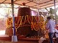 Linga from ganga maheshwar temple.jpg
