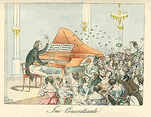Culture of Hungary - Franz Liszt in Thuringia