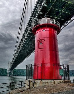 Little Red Lighthouse on a dark day.jpg