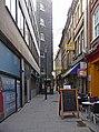 Little Turnstile, High Holborn, London WC1 - geograph.org.uk - 1245965.jpg