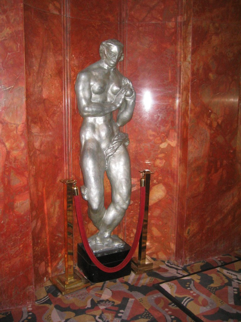 Lobby statue 2 RCMH