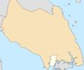 Location map of Iskandar Puteri, Johor.png