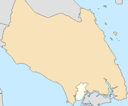 Iskandar Puteri is located in Iskandar Puteri