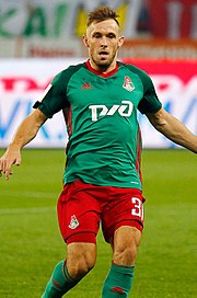 Фото испанского футболиста мартина коморовски