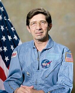 Lodewijk van den Berg Chemical engineer and astronaut