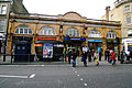 London earls court station entrance 31.01.2012 11-51-25.JPG