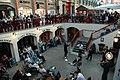 Londres - Covent Garden - espectacle.JPG