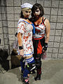 Long Beach Comic & Horror Con 2011 - zombie roller derby girls (6301708782).jpg