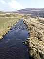 Looking downstream from Blackwater bridge - geograph.org.uk - 381118.jpg