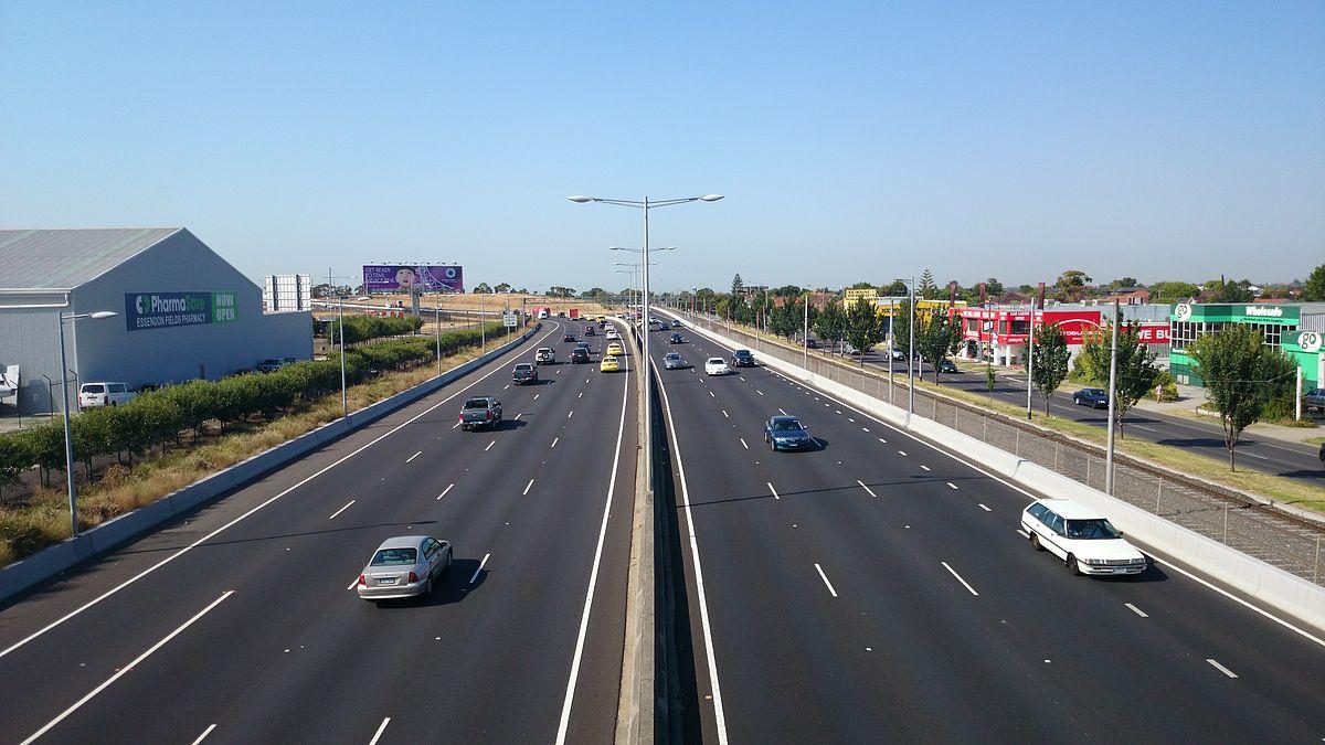 Western Ring Road Traffic