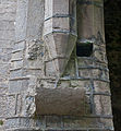 Loughrea Priory Tower NW Corbel 2009 09 17.jpg