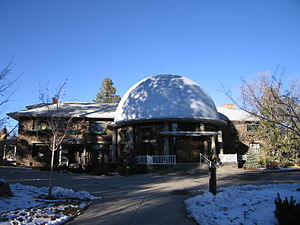 Lowell Observatory - Rotunda building