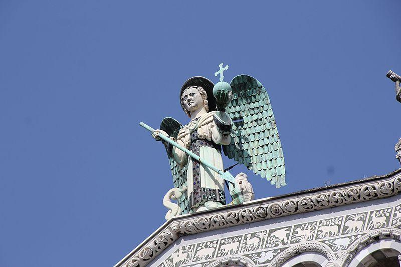 File:Lucca, chiesa di San Michele in Foro (10).jpg