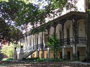 Julia Flisch - Lucy Cobb Institute in Athens, Georgia
