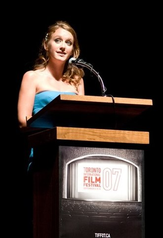Ludivine Sagnier - Sagnier at the 2007 Toronto Film Festival