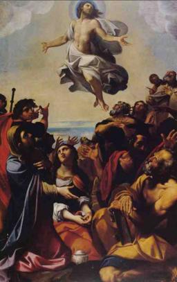 Ludovico Carracci - Ascensione