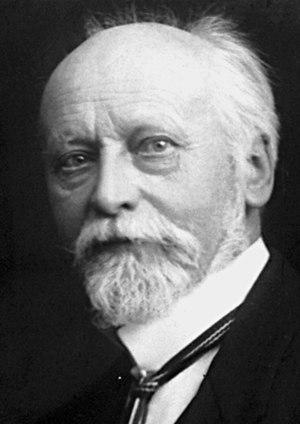 Ludwig Quidde - Image: Ludwig Quidde nobel
