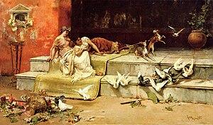 Juan Luna - Image: Luna damas romanas