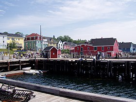 Le port de Lunenburg