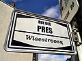 Luxembourg - rue des Prés, Wisestrooss - nom de rue.jpg