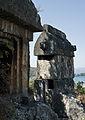 Lycian tombs Fethiye IMGP8550.jpg